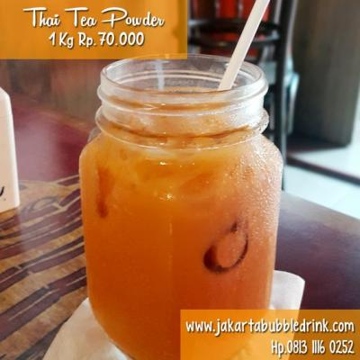 Bubuk Thai Tea - Teh Thailand Powder