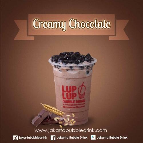 Jual bubuk minuman rasa Creamy Chocolate Harga Rp.65.000 Kemasan 1kg. Creamy ini sangat cocok disajikan untuk menu minuman dingin dan panas